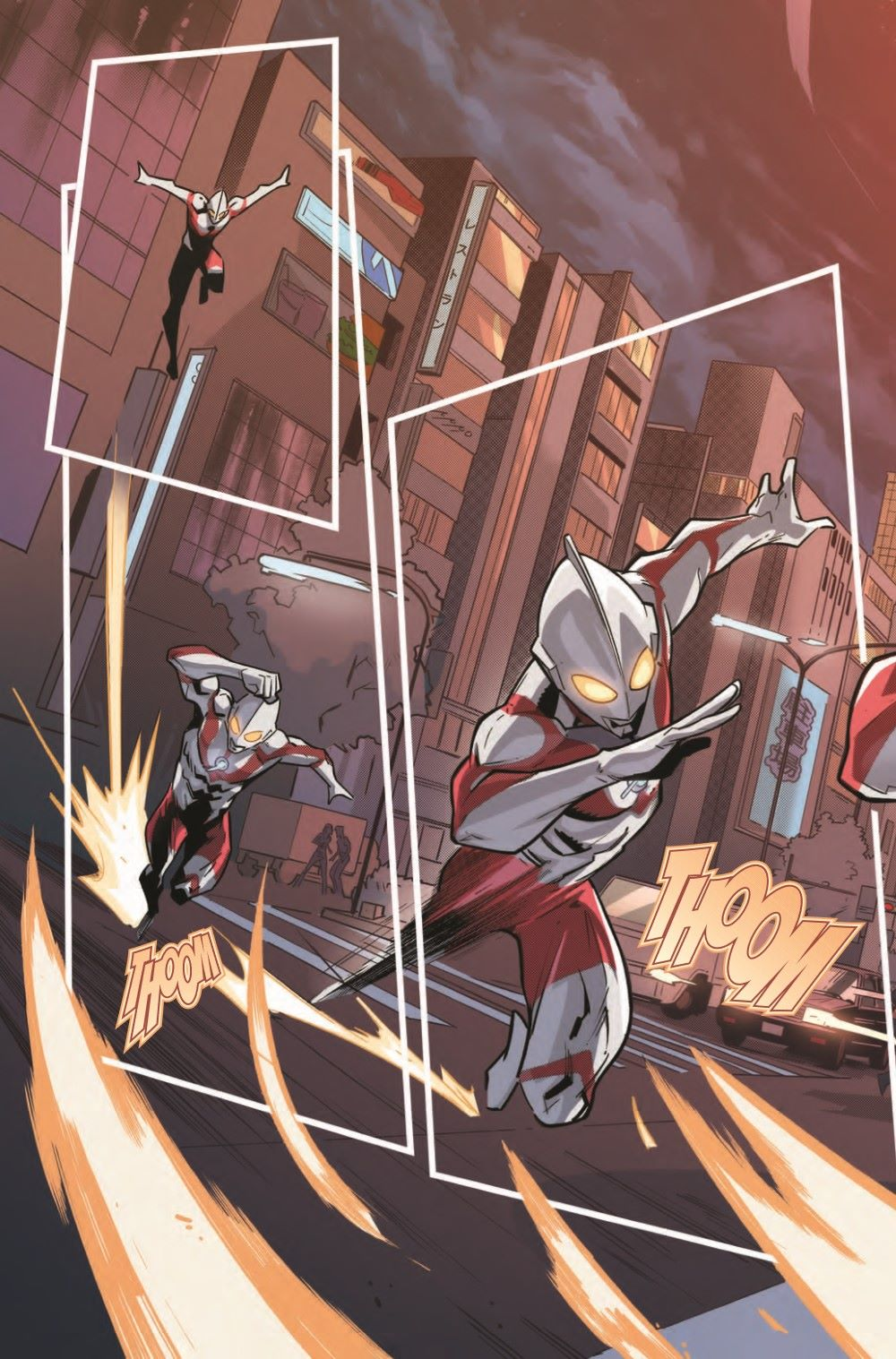 ULTRAMANRISE2020005_Preview-4 ComicList Previews: RISE OF ULTRAMAN #5 (OF 5)