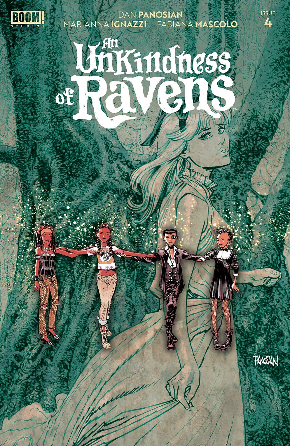 UnkindnessRavens_004_Cover_A_Main ComicList Previews: AN UNKINDNESS OF RAVENS #4 (OF 4)