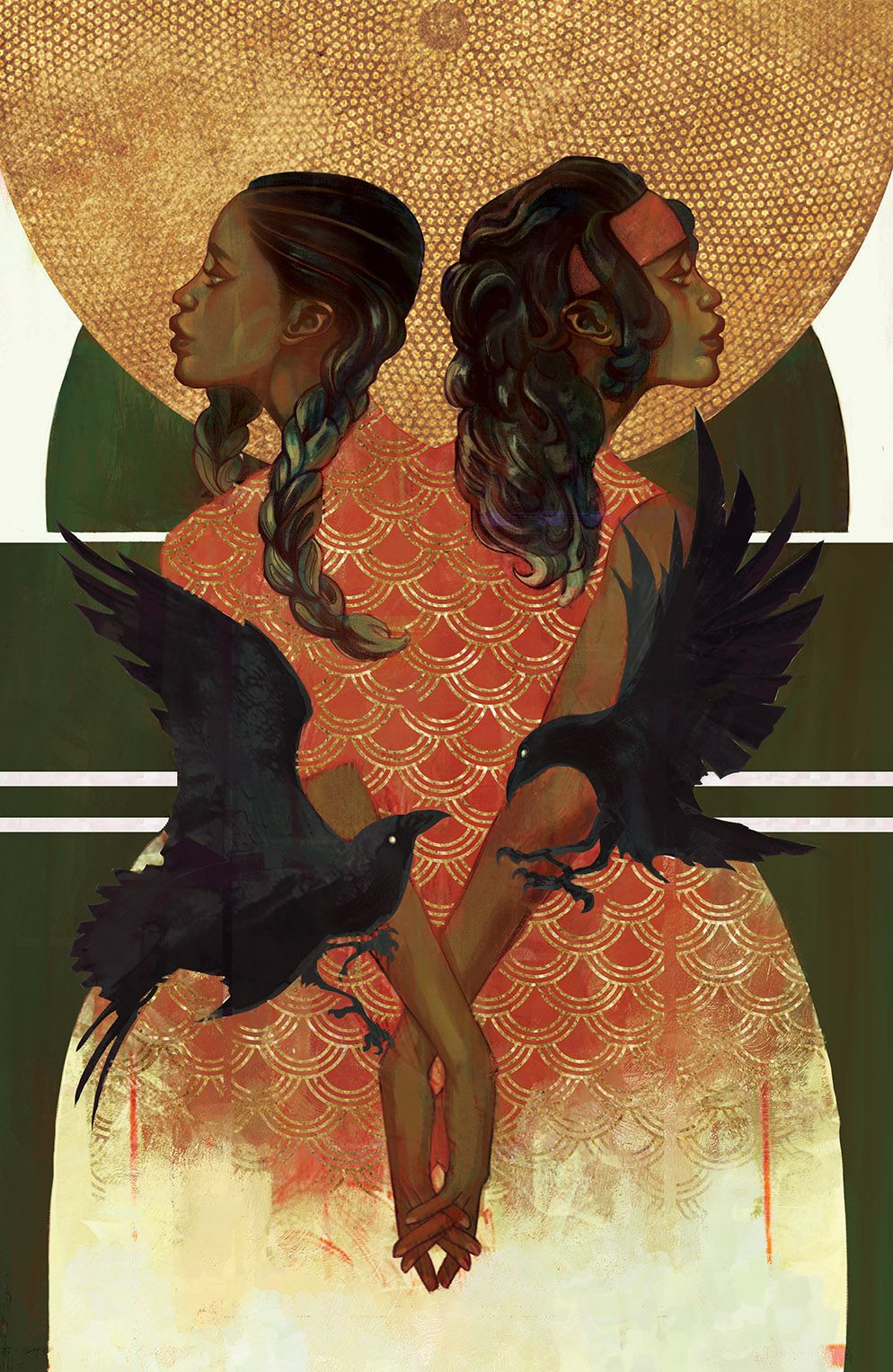 UnkindnessRavens_004_Cover_B_Raven ComicList Previews: AN UNKINDNESS OF RAVENS #4 (OF 4)