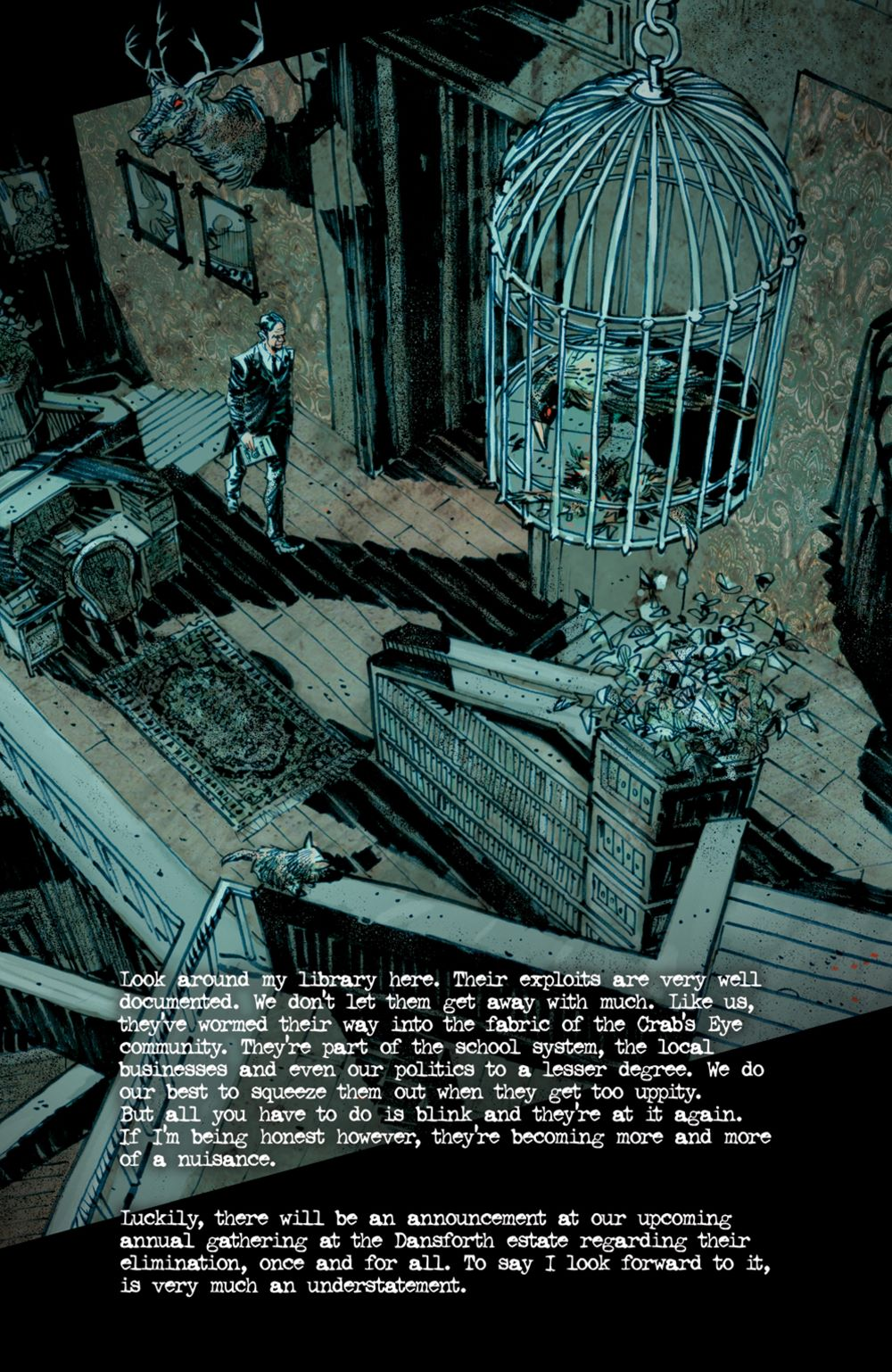 UnkindnessRavens_004_PRESS_5 ComicList Previews: AN UNKINDNESS OF RAVENS #4 (OF 4)