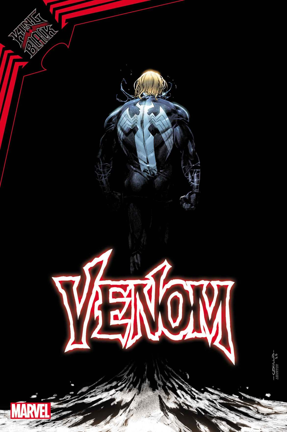 VENOM2018034_cov Marvel Comics March 2021 Solicitations