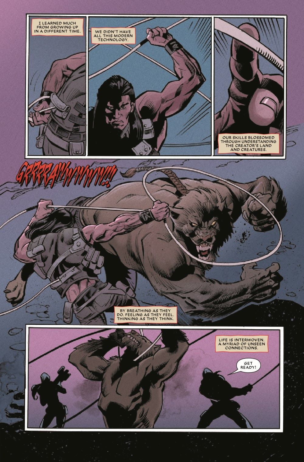 WBN2020003_Preview-4 ComicList Previews: WEREWOLF BY NIGHT #3 (OF 4)