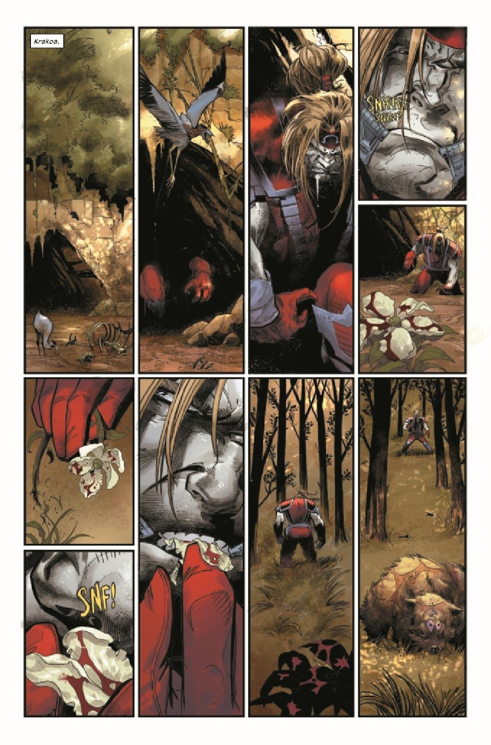 WOLV2020008_Preview-2 ComicList Previews: WOLVERINE #8