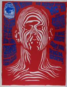 gg3-233x300 The Grande Ballroom Posters - The Psychedelic Era Outside of San Francisco