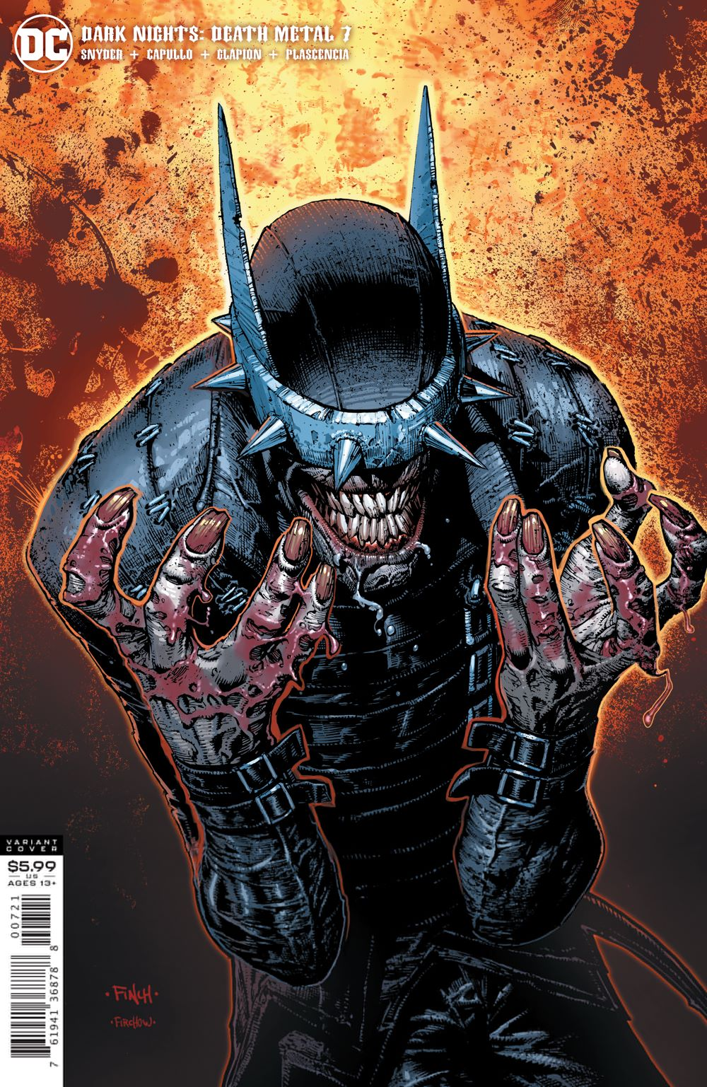 1020DC044 ComicList: New Comic Book Releases List for 01/06/2021