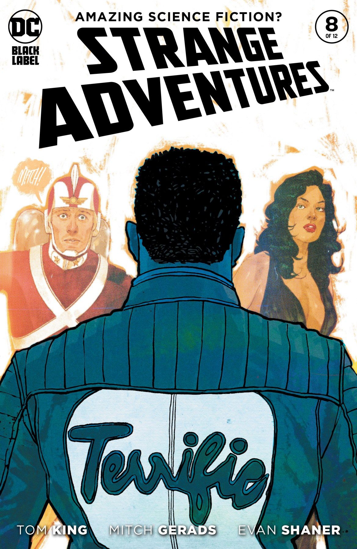 1020DC077 ComicList: DC Comics New Releases for 01/27/2021