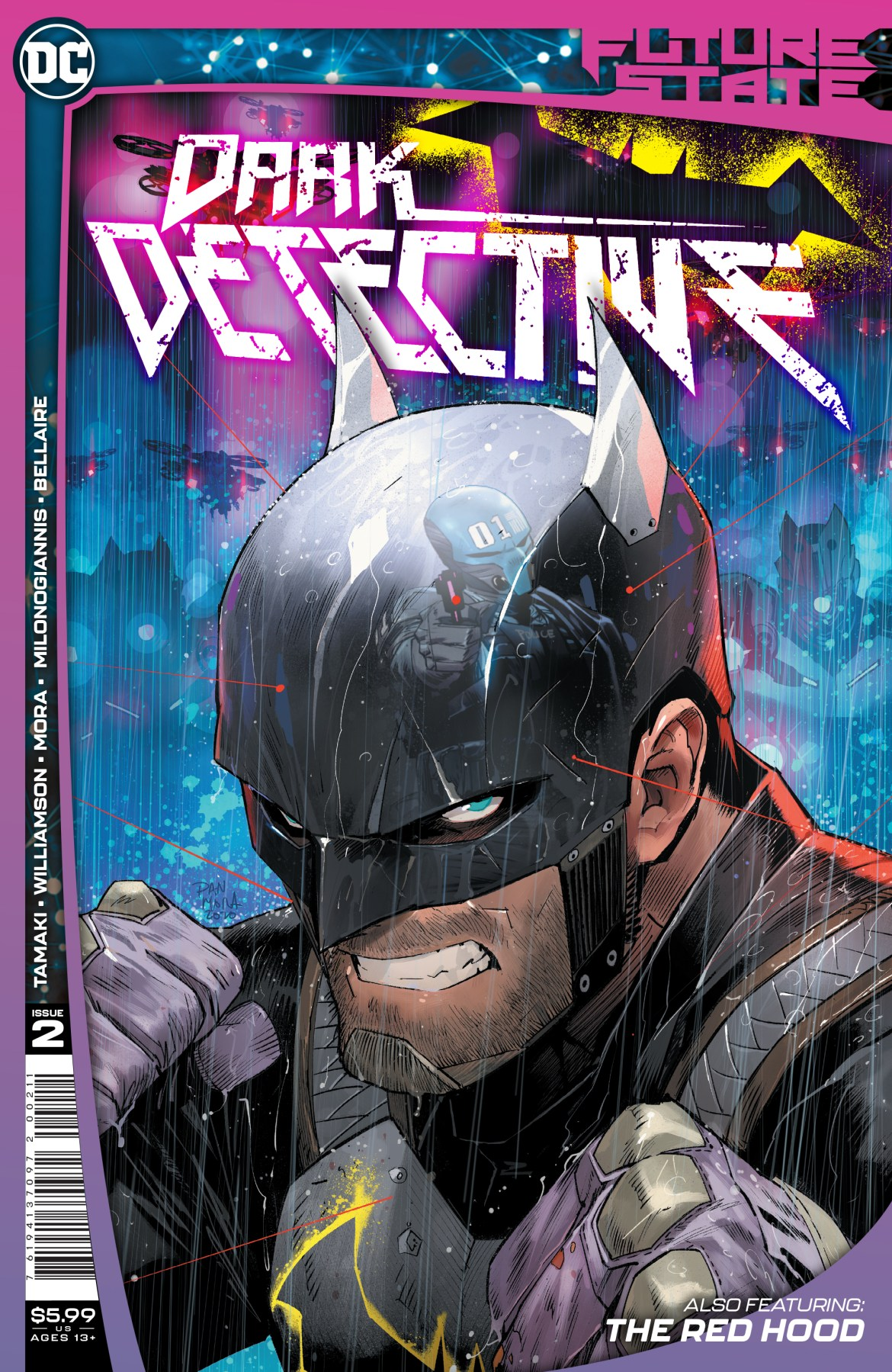 1120DC014 ComicList: New Comic Book Releases List for 01/27/2021 (2 Weeks Out)