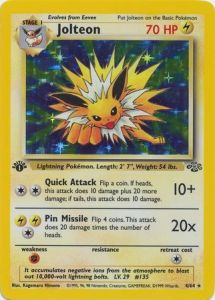 6-1-215x300 Top 5 Most Expensive First Edition Jungle Set Pokémon Cards