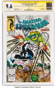 Amazing-Spider-Man-299-189x300 McFarlane Spider-Man Surpasses Ditko: What Does It Mean?