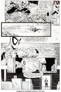Amazing-Spider-Man-320-Page-8-by-McFarlane-198x300 McFarlane Spider-Man Surpasses Ditko: What Does It Mean?
