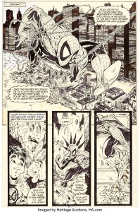 Amazing-Spider-Man-328-Page-17-by-Todd-McFarlane-199x300 McFarlane Spider-Man Surpasses Ditko: What Does It Mean?