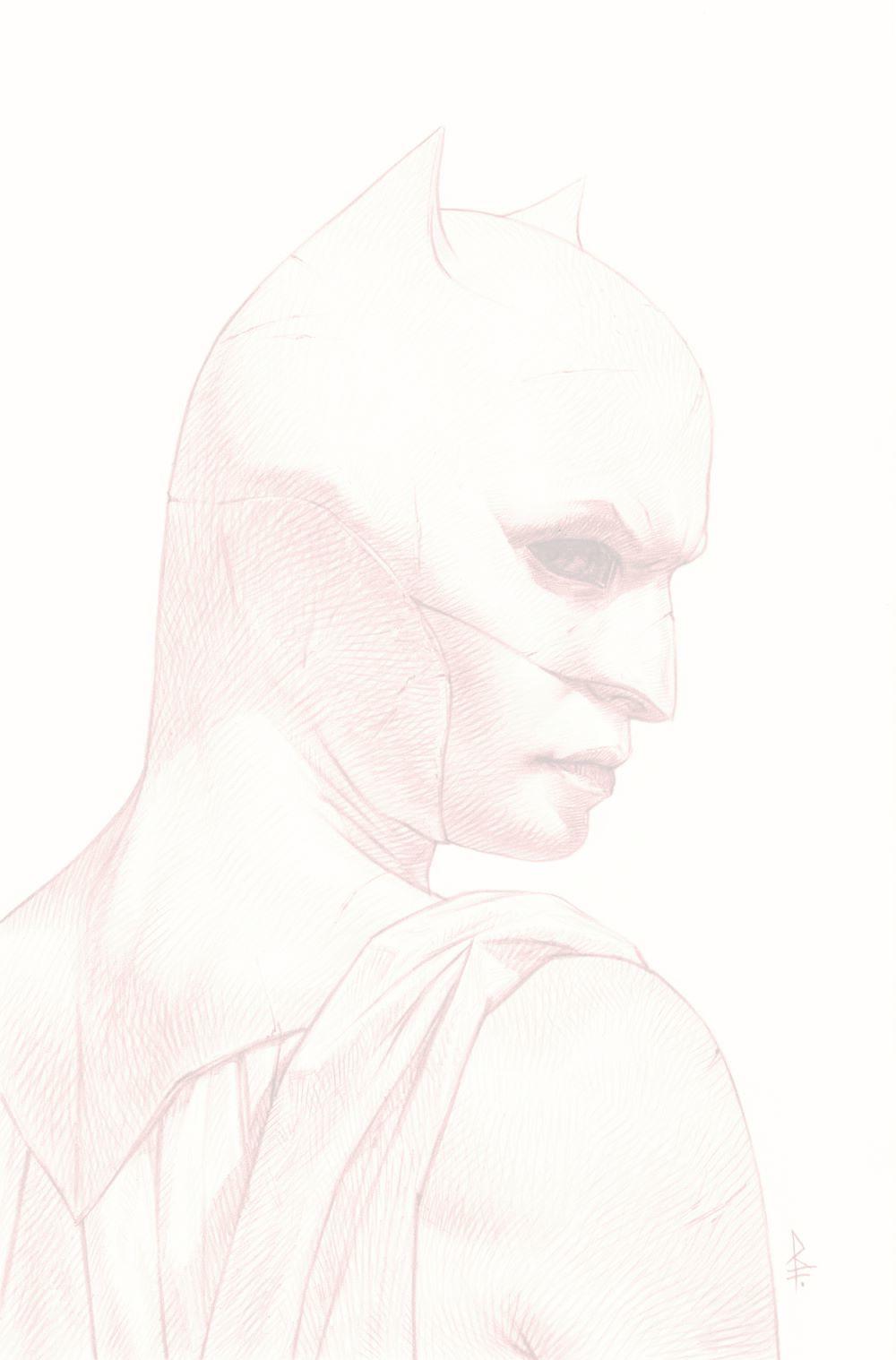 Batman_TheDarkKnight_1_1-25-variant-Federici DC Comics April 2021 Solicitations