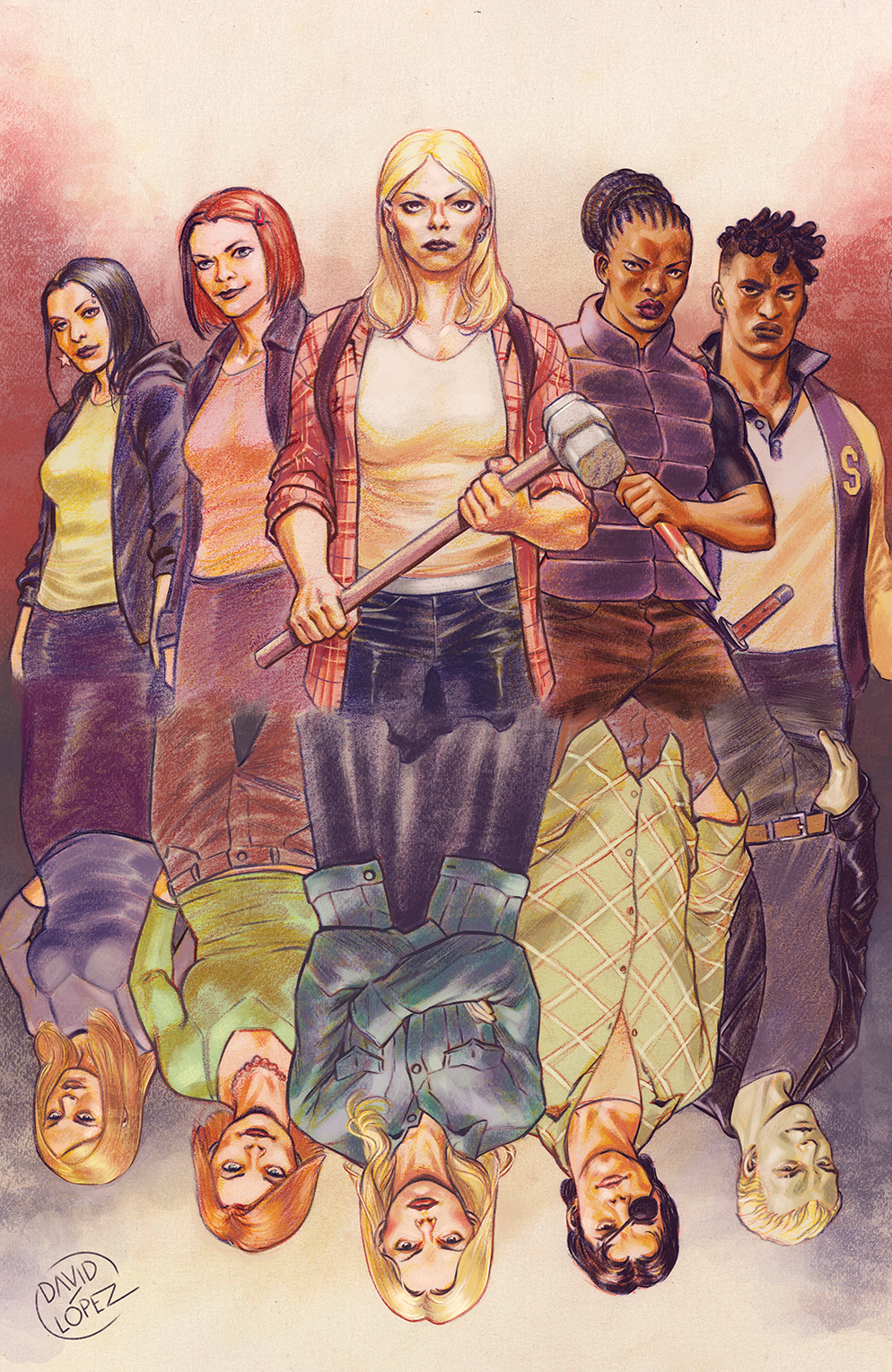 Buffy_024_Cover_A_Main BOOM! Studios April 2021 Solicitations