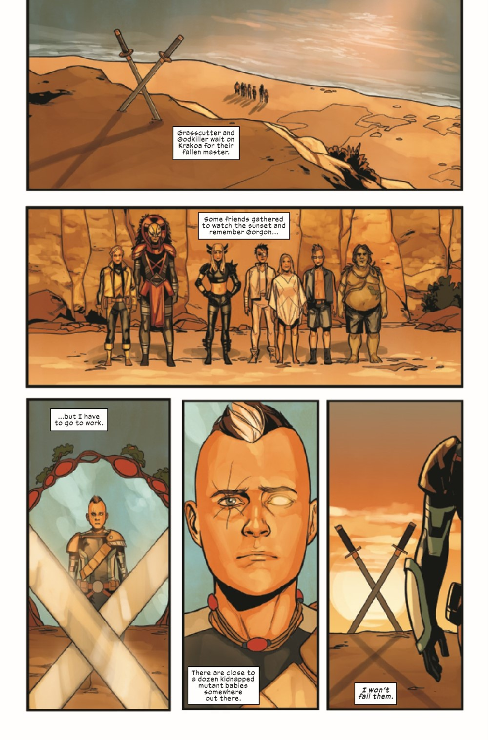 CABLE2020007_Preview-2 ComicList Previews: CABLE #7
