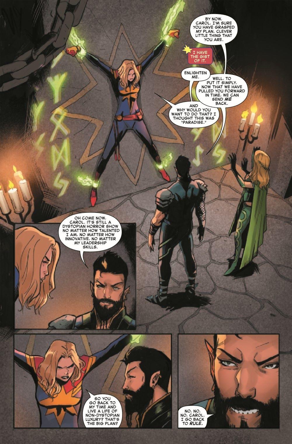 CAPMARV2019025_Preview-6 ComicList Previews: CAPTAIN MARVEL #25