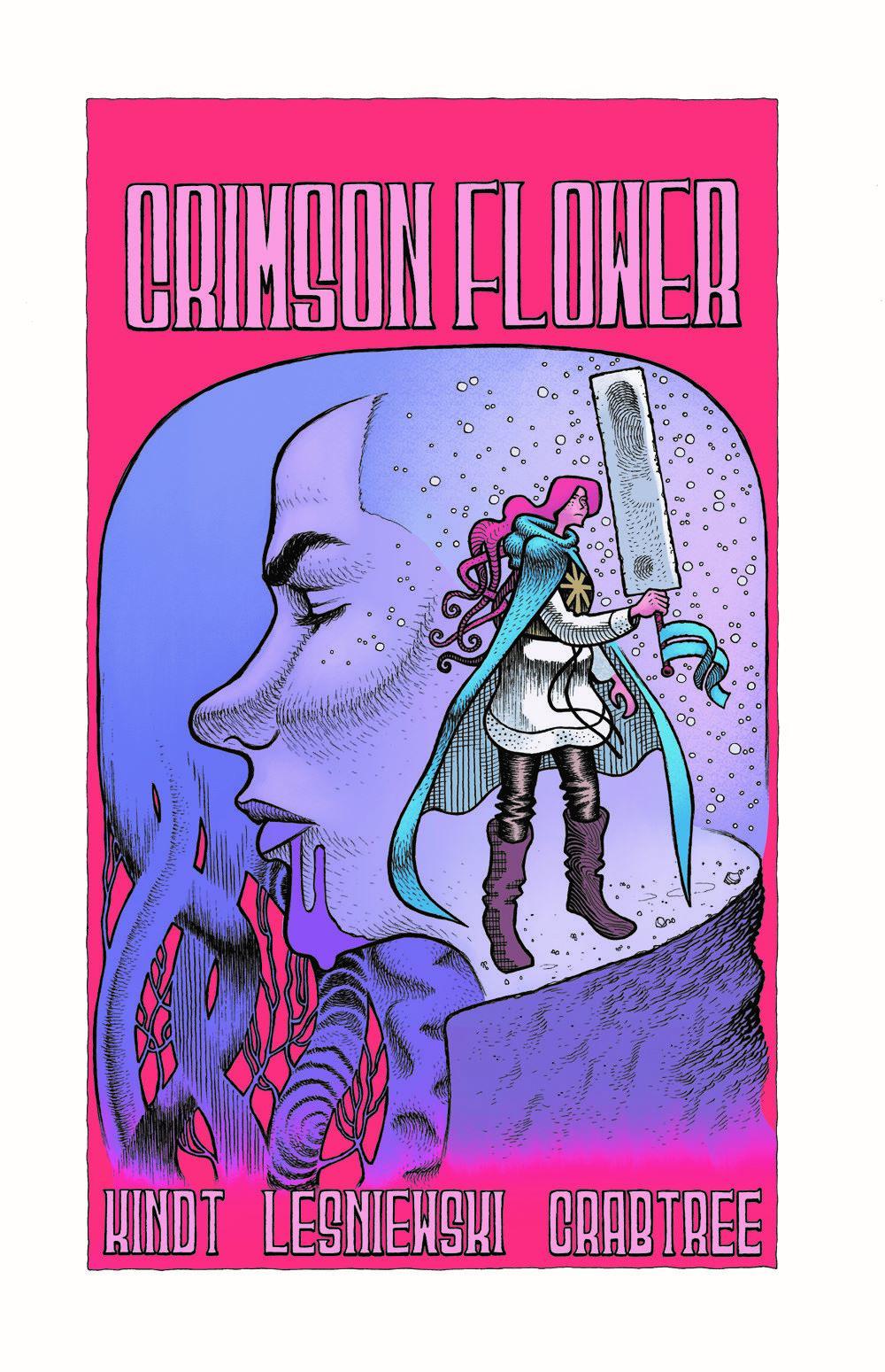 CFLWR_i4_FC_A_FNL Dark Horse Comics April 2021 Solicitations