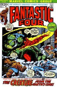 FF134-197x300 Fantastic Four #126: Collecting Retold Origins