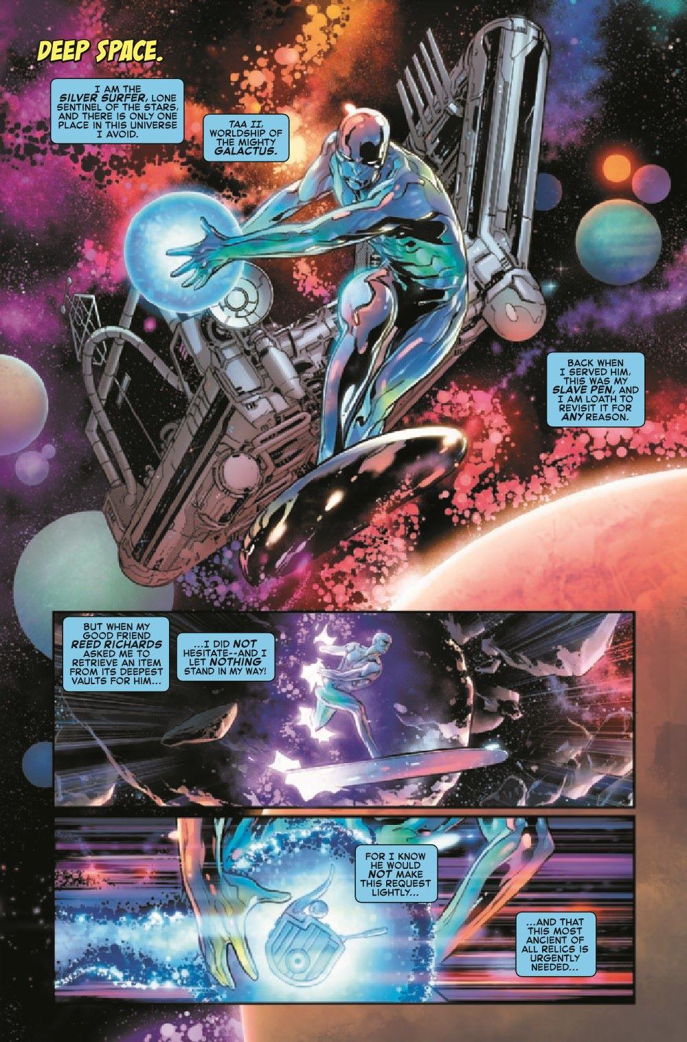 FF2018028_Preview-3 ComicList Previews: FANTASTIC FOUR #28