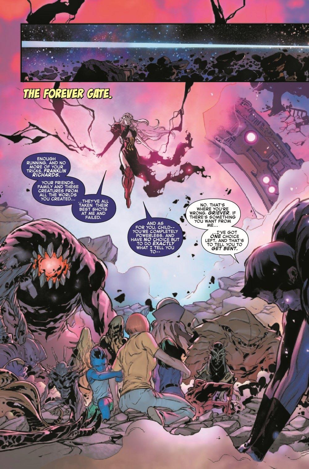 FF2018028_Preview-4 ComicList Previews: FANTASTIC FOUR #28