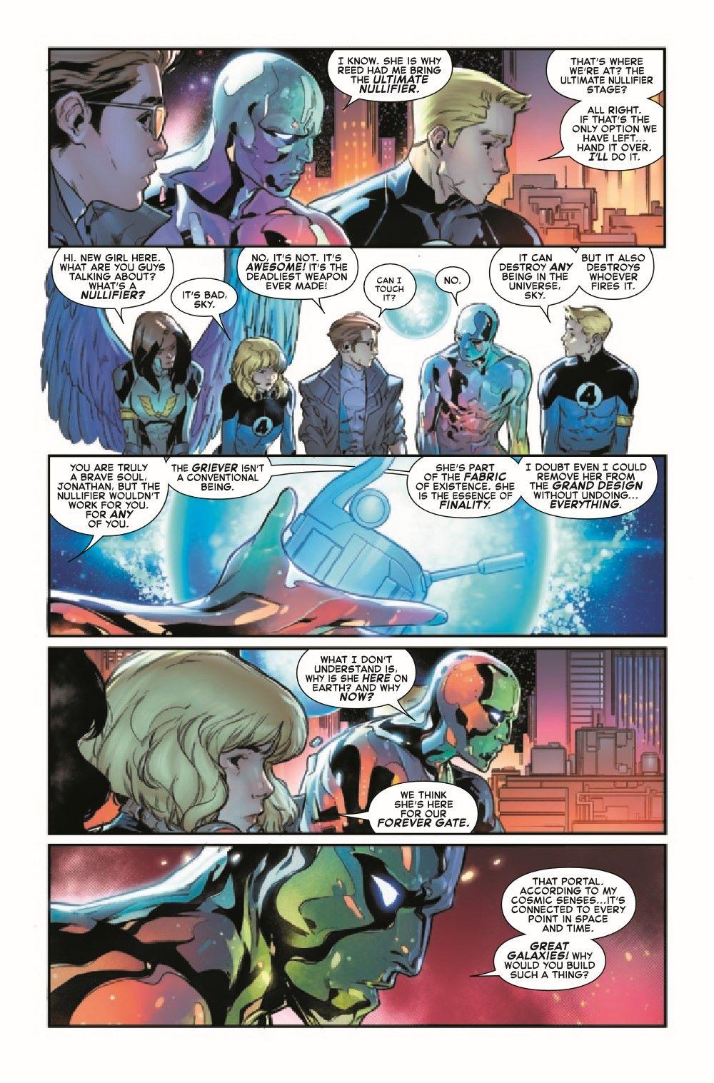 FF2018028_Preview-6 ComicList Previews: FANTASTIC FOUR #28