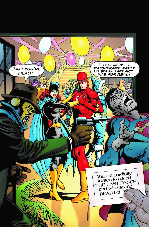 FLASH-DEATH-OF-IRIS DC Comics April 2021 Solicitations