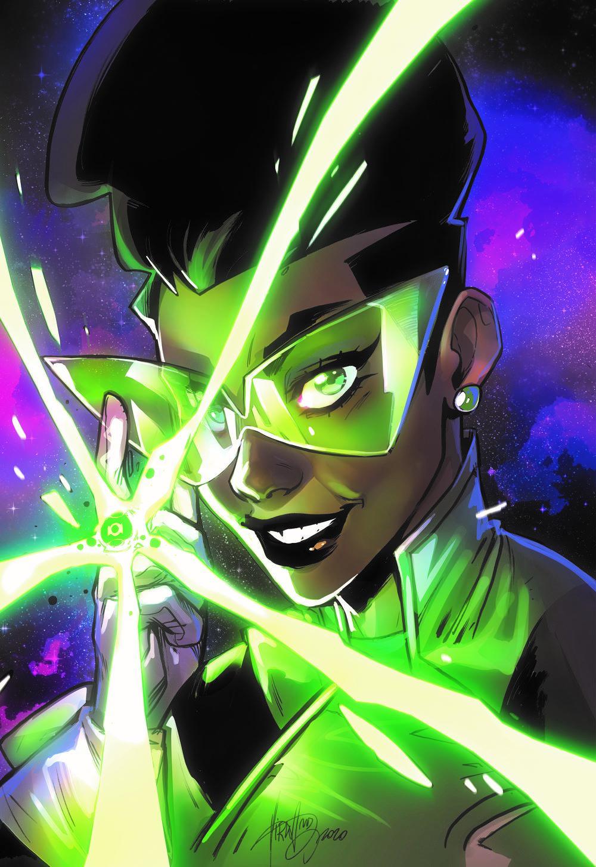 Far-Sector-11-variant-Andolfo DC Comics April 2021 Solicitations