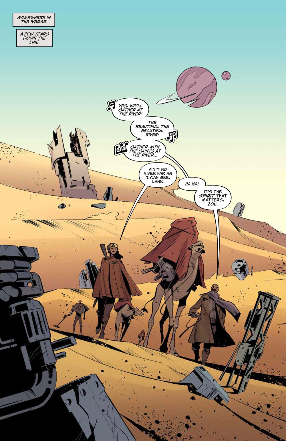 Firefly_025_PRESS_3 ComicList Previews: FIREFLY #25