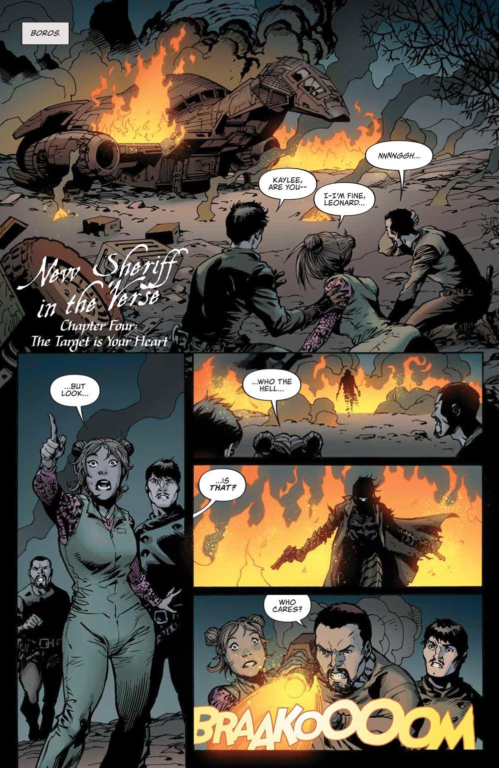 Firefly_NewSheriffVerse_v2_HC_PRESS_11 ComicList Previews: FIREFLY NEW SHERIFF IN THE 'VERSE VOLUME 2 HC