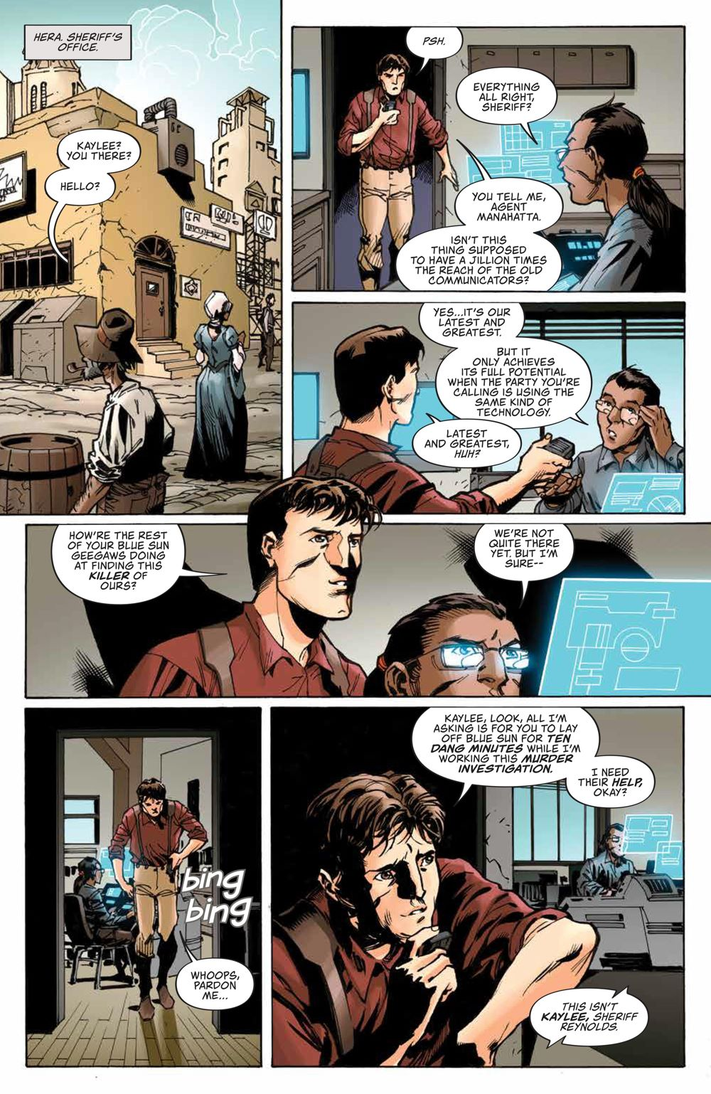 Firefly_NewSheriffVerse_v2_HC_PRESS_13 ComicList Previews: FIREFLY NEW SHERIFF IN THE 'VERSE VOLUME 2 HC