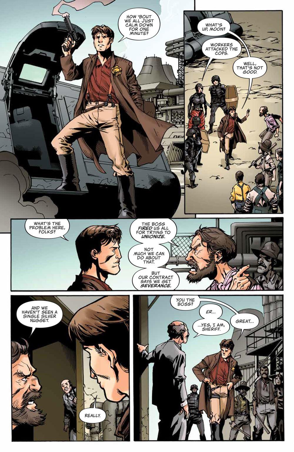Firefly_NewSheriffVerse_v2_HC_PRESS_17 ComicList Previews: FIREFLY NEW SHERIFF IN THE 'VERSE VOLUME 2 HC