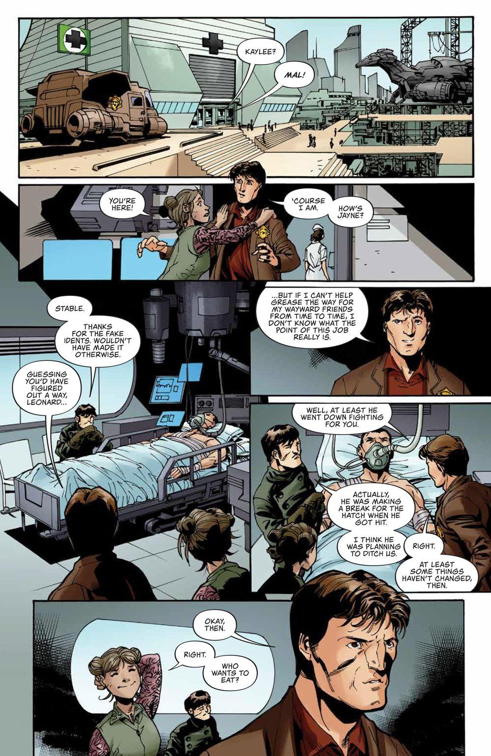 Firefly_NewSheriffVerse_v2_HC_PRESS_21 ComicList Previews: FIREFLY NEW SHERIFF IN THE 'VERSE VOLUME 2 HC