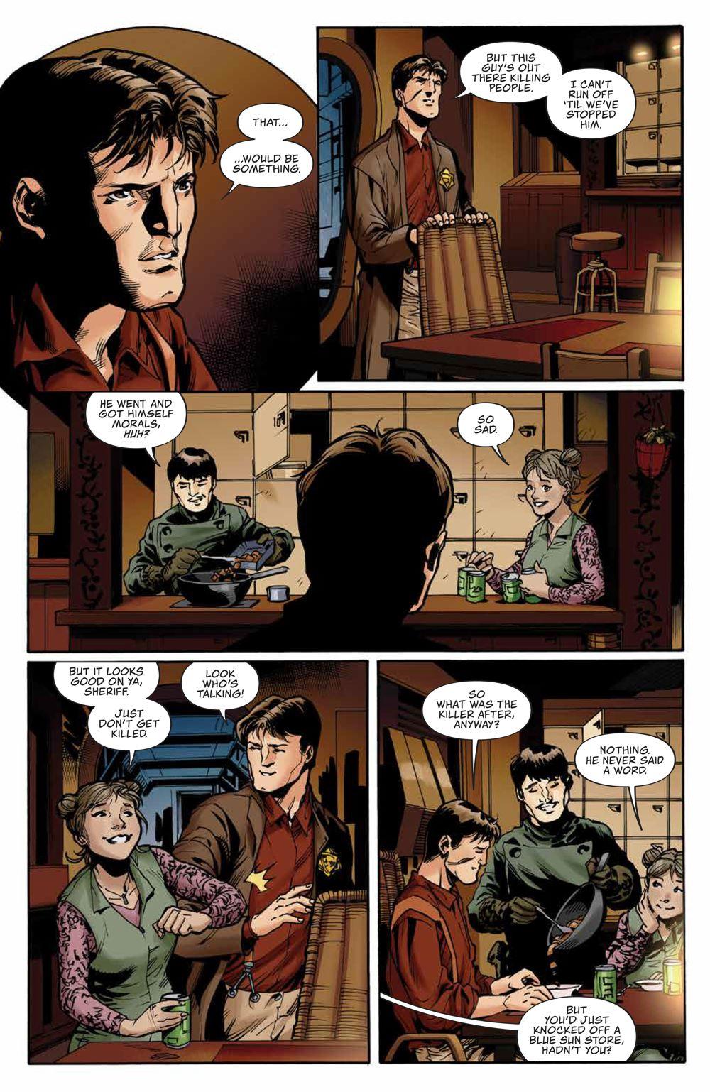 Firefly_NewSheriffVerse_v2_HC_PRESS_23 ComicList Previews: FIREFLY NEW SHERIFF IN THE 'VERSE VOLUME 2 HC