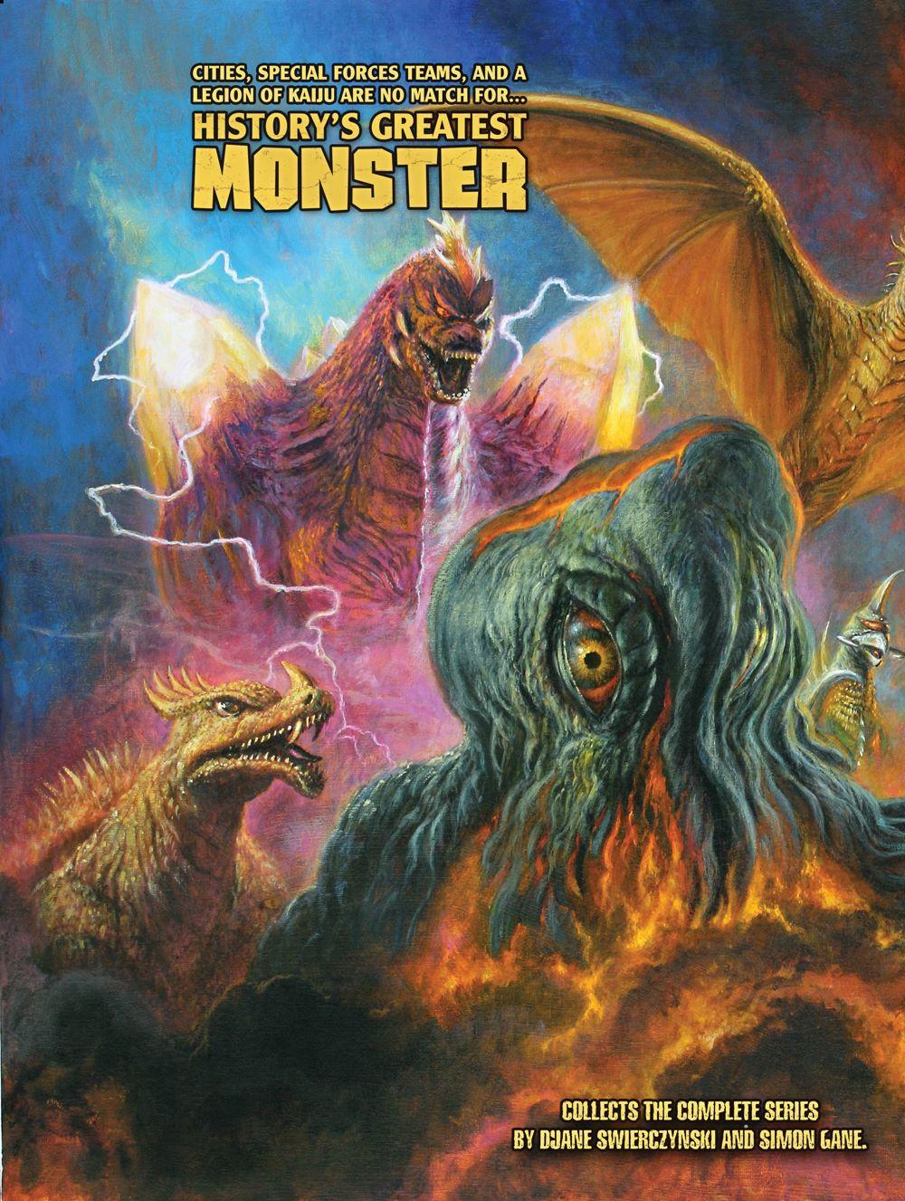 GODZILLA_HGM_BACKFULL ComicList Previews: GODZILLA HISTORY'S GREATEST MONSTER TP (NEW PRINTING)