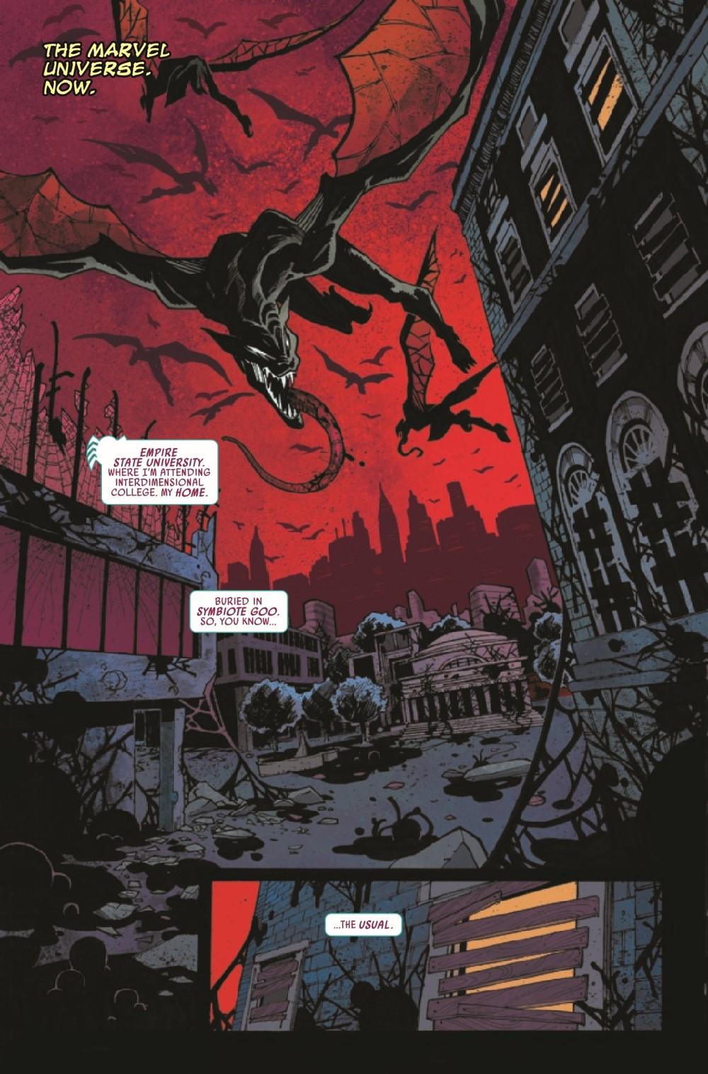 GWENOMVSCARNKIB2021001_Preview-3 ComicList Previews: KING IN BLACK GWENOM VS CARNAGE #1 (OF 3)