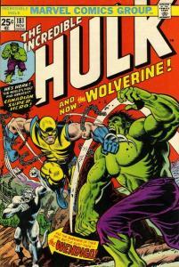 HULK181-201x300 Comic Trends & Oddballs: X-Men, Spider-Clones, Super Mario