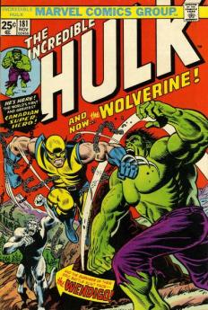 Inc-Hulk-181-201x300 The First Wolverine Cameo: Incredible Hulk #180
