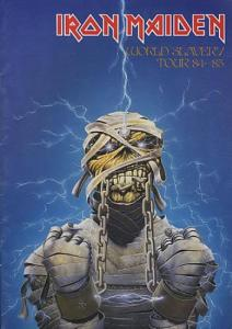 Iron-Maiden-world-slave-mummy-212x300 The Many Eddies of Iron Maiden Concert Posters