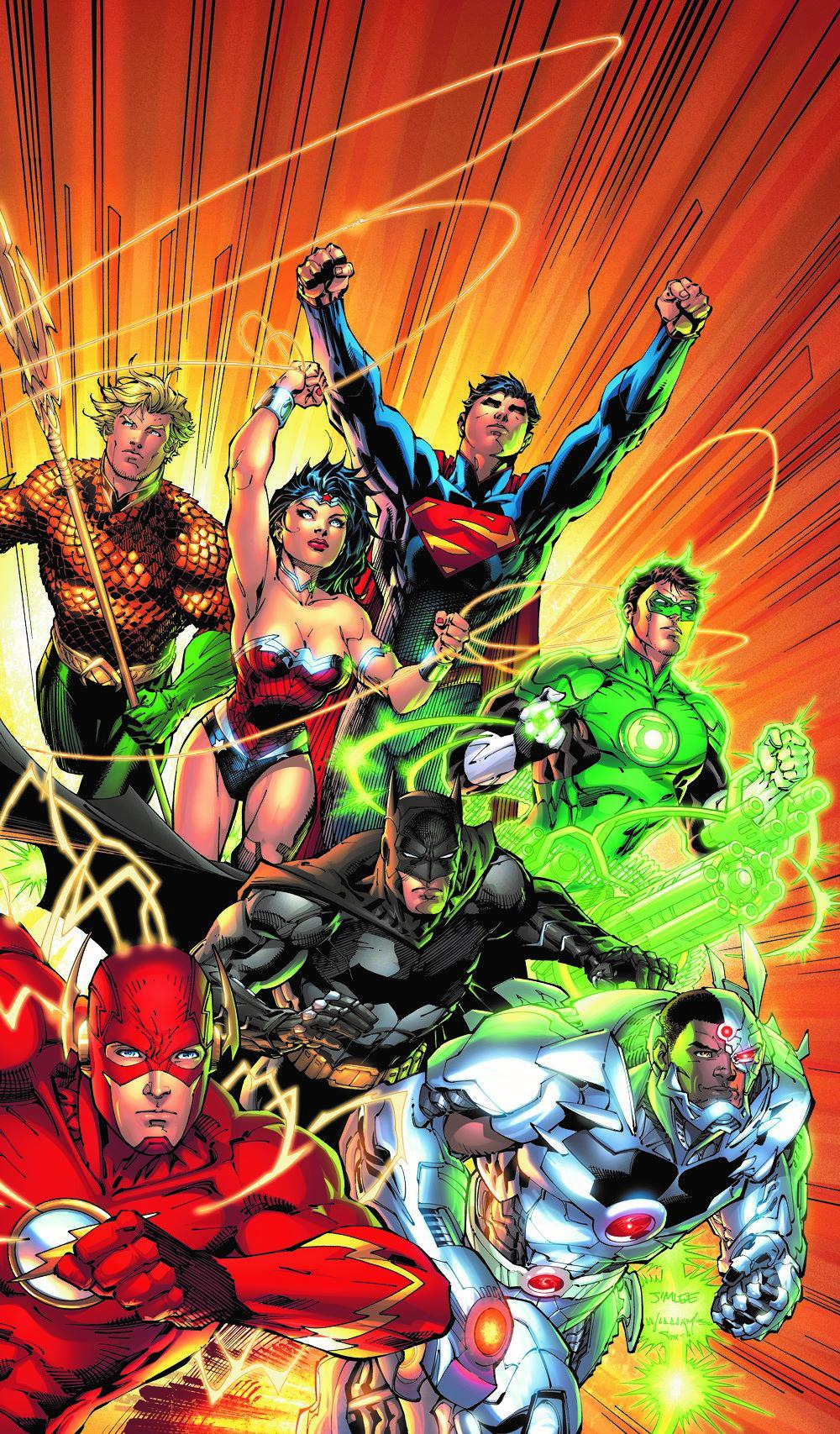 JL-NEW-52-OMNIBUS-VOL1 DC Comics April 2021 Solicitations