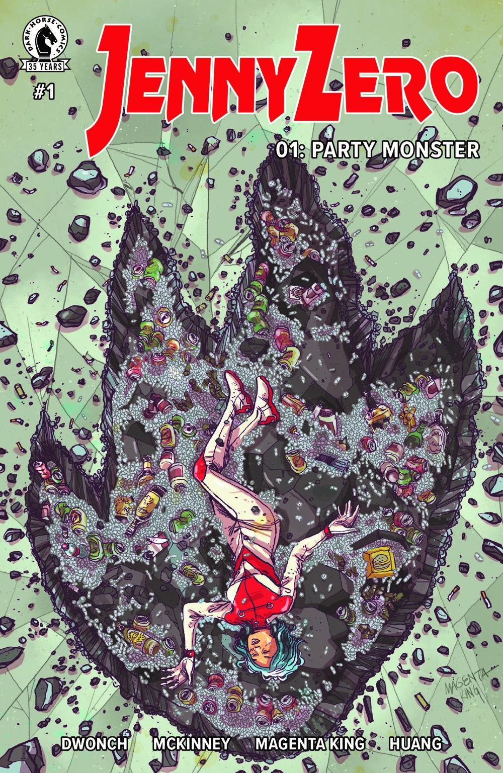JZERO_i1_CVR_4x6_SOL Dark Horse Comics April 2021 Solicitations