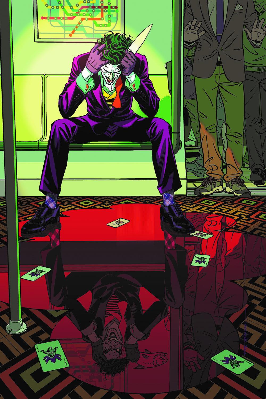 Joker-2_Variant_Stelfreeze DC Comics April 2021 Solicitations