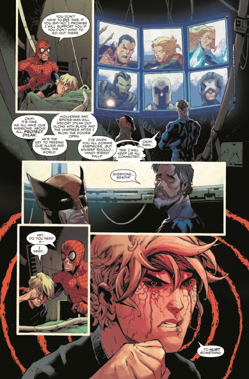 KINGINBLACK2020003_Preview-5 ComicList Previews: KING IN BLACK #3 (OF 5)