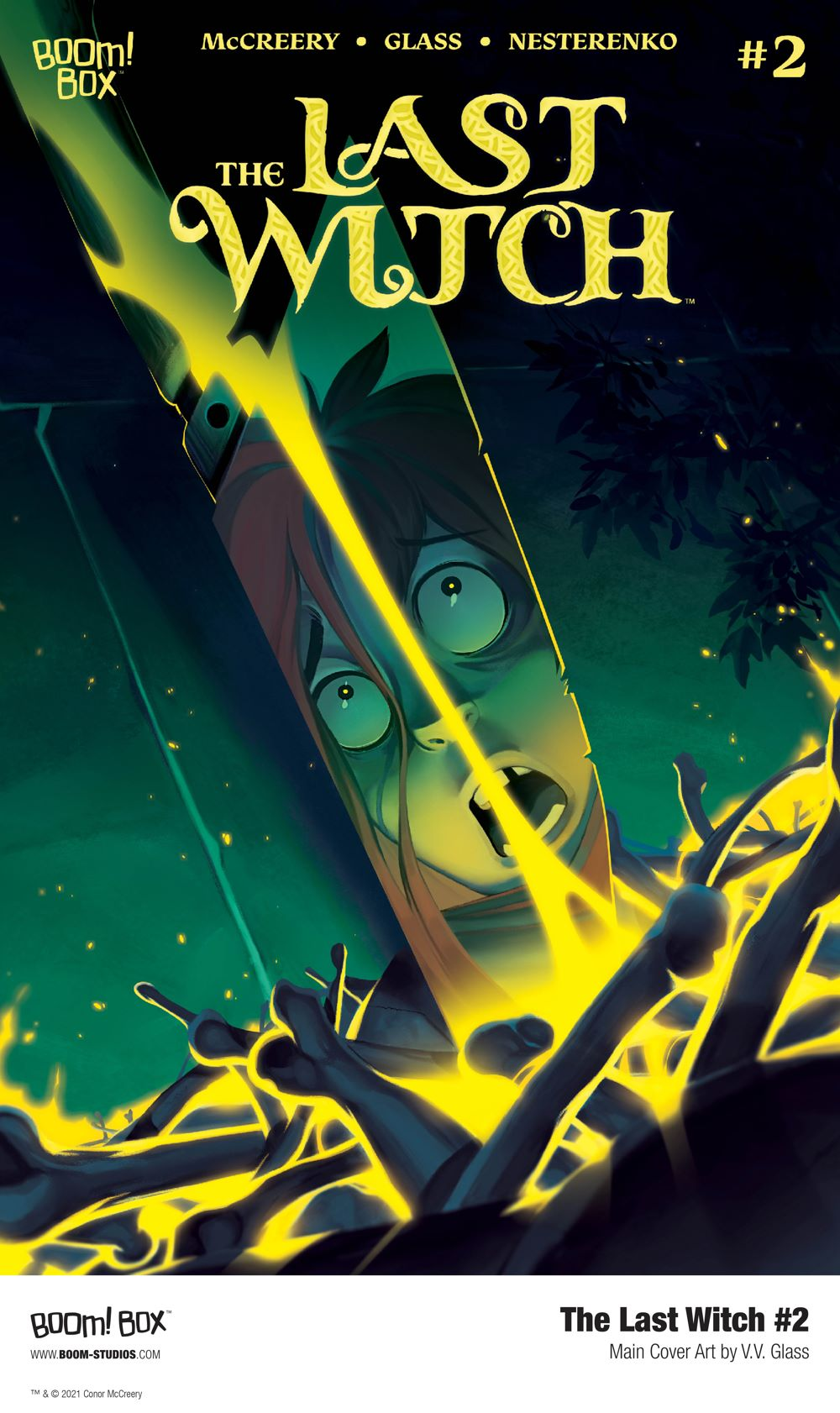 LastWitch_002_Cover_Main_PROMO First Look at BOOM! Studios' THE LAST WITCH #2
