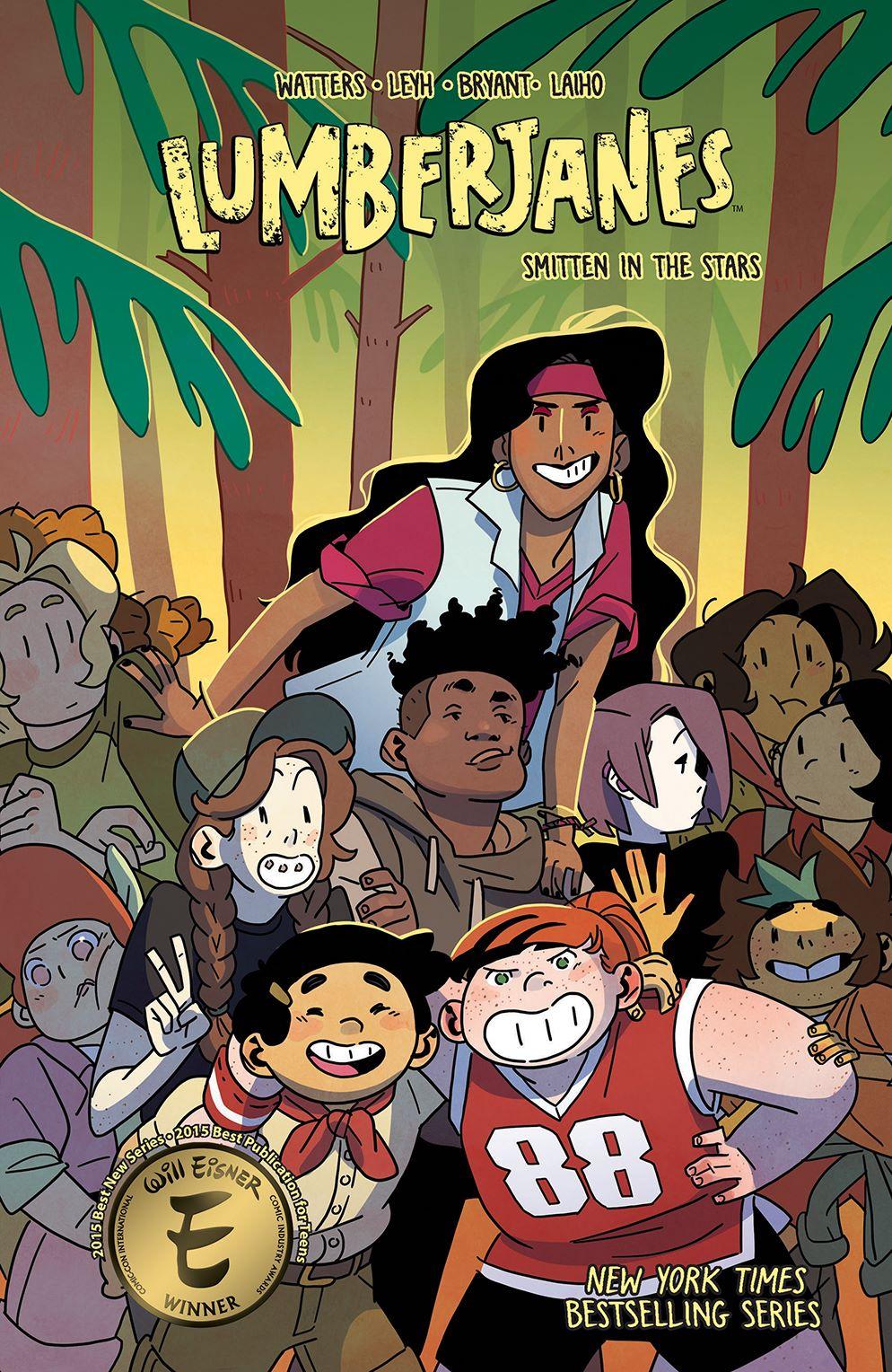 Lumberjanes_v17_SC_Cover ComicList: BOOM! Studios New Releases for 02/03/2021