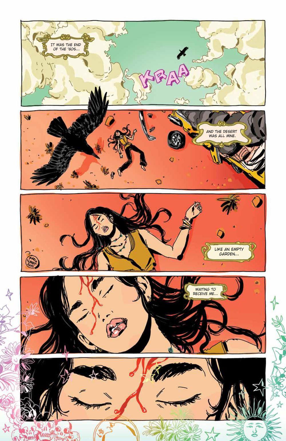 Luna_001_PRESS_3 ComicList Previews: LUNA #1 (OF 5)