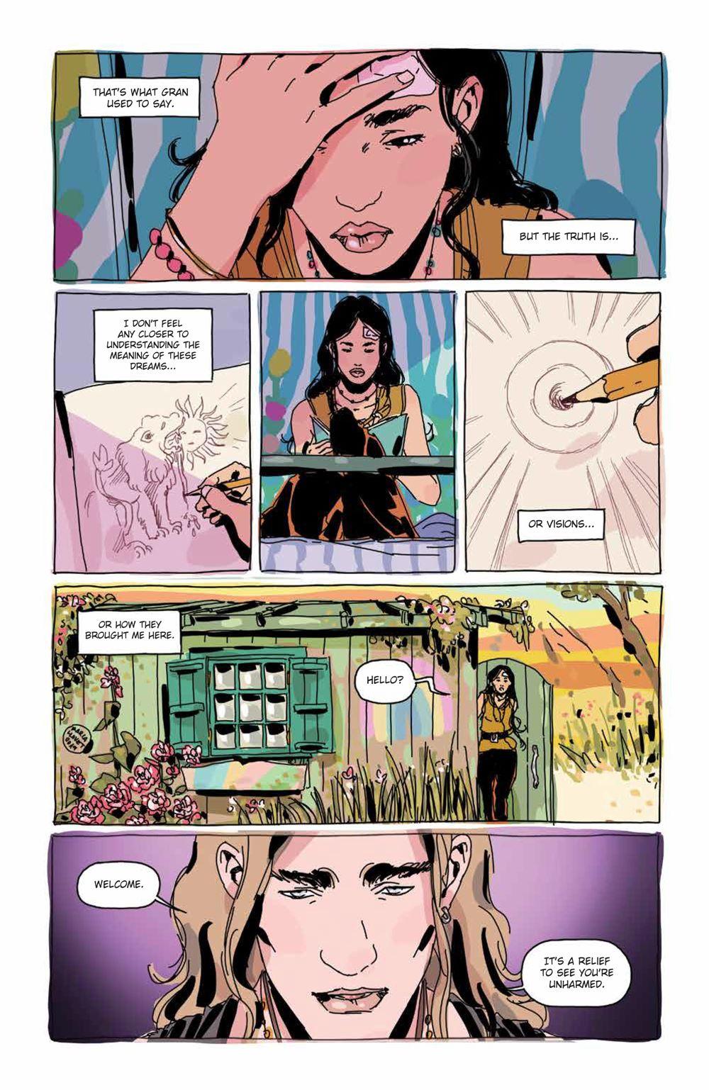 Luna_001_PRESS_7 ComicList Previews: LUNA #1 (OF 5)