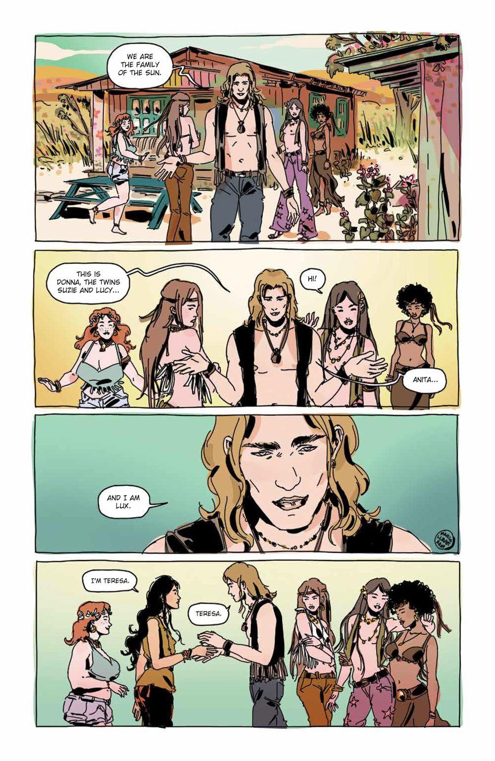 Luna_001_PRESS_8 ComicList Previews: LUNA #1 (OF 5)