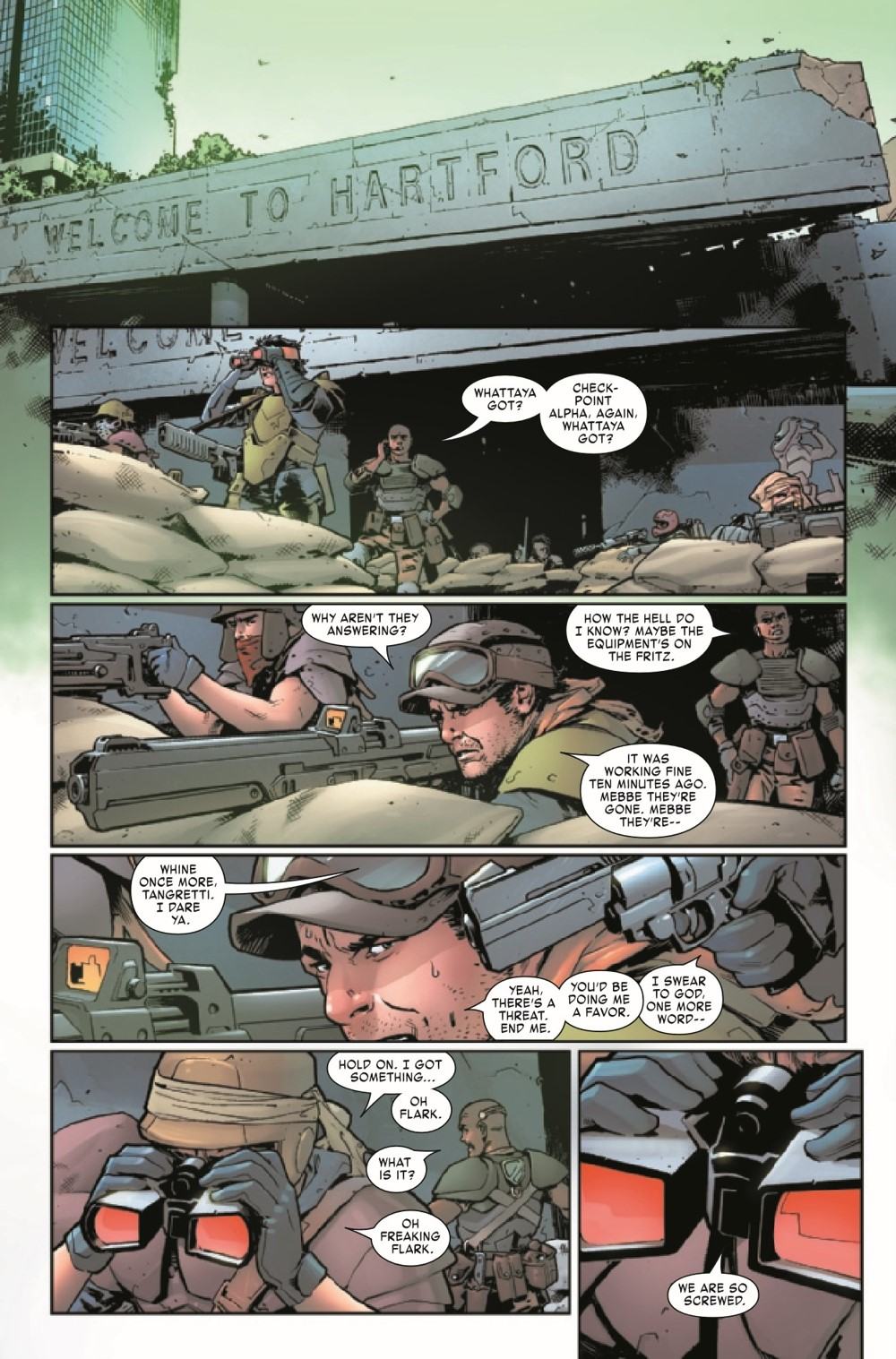 MAESTROWAP2021001_Preview-3 ComicList Previews: MAESTRO WAR AND PAX #1 (OF 5)