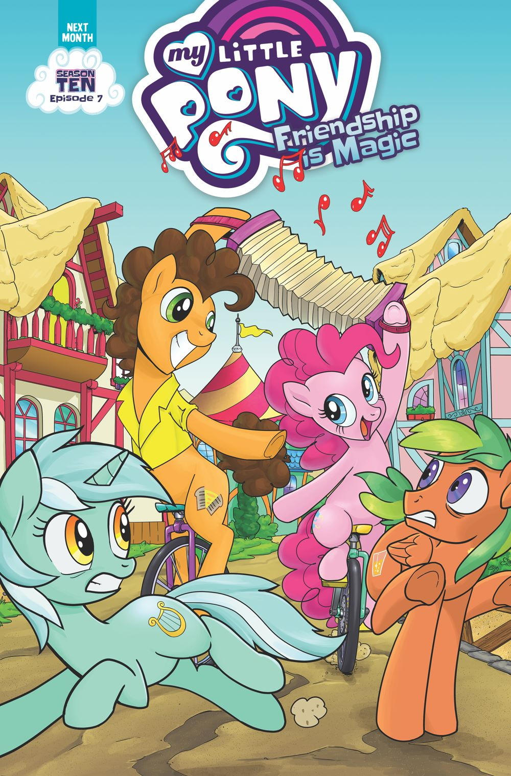 MLP94-next ComicList Previews: MY LITTLE PONY FRIENDSHIP IS MAGIC #94