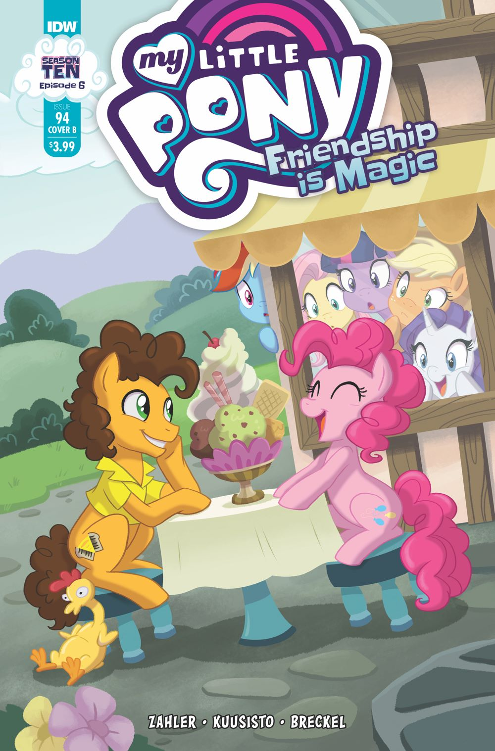 MLP94_06-coverB ComicList: IDW Publishing New Releases for 01/27/2021