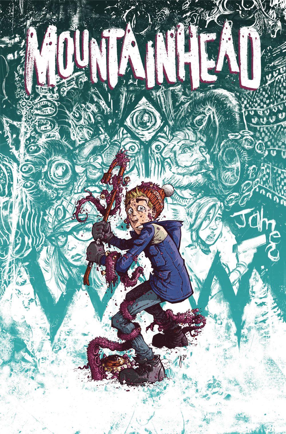 MTNH-TPB_cvr ComicList Previews: MOUNTAINHEAD VOLUME 1 TP